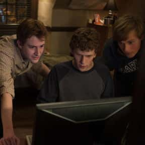 The Social Network is listed (or ranked) 2 on the list Great Movies About Inventors & Innovators
