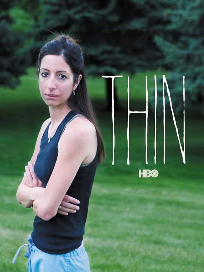 Thin is listed (or ranked) 4 on the list The Best Movies About Eating Disorders