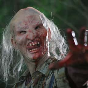 Three Finger is listed (or ranked) 7 on the list List of Wrong Turn Characters