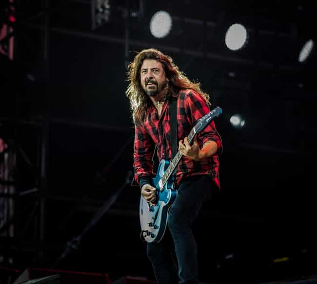 Tina Basich is listed (or ranked) 4 on the list Women Who Dave Grohl Has Dated