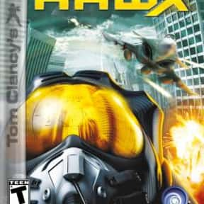 Tom Clancy's H.A.W.X is listed (or ranked) 5 on the list The Best Wii Arcade Games