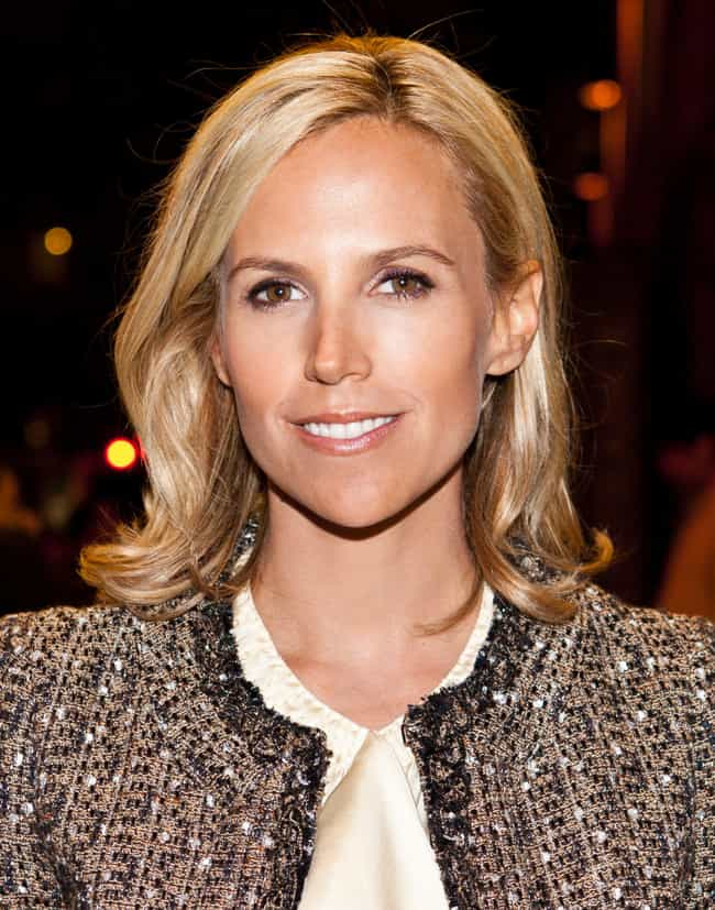 Tory Burch is listed (or ranked) 4 on the list America's Hottest CEOs