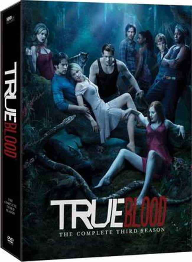 True Blood Season 3 is listed (or ranked) 3 on the list The Best Seasons of True Blood