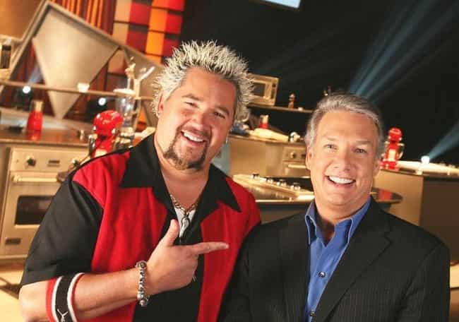 Ultimate Recipe Showdown is listed (or ranked) 4 on the list The Best Guy Fieri Shows