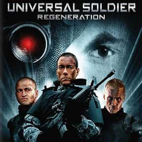 Universal Soldiers: Regenerati is listed (or ranked) 24 on the list The Best Jean-Claude Van Damme Movies