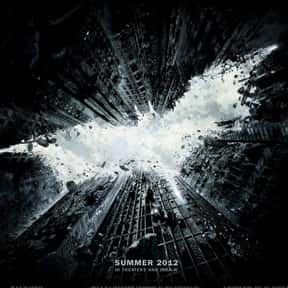 The Dark Knight Rises is listed (or ranked) 2 on the list Great Movies About Very Dark Heroes