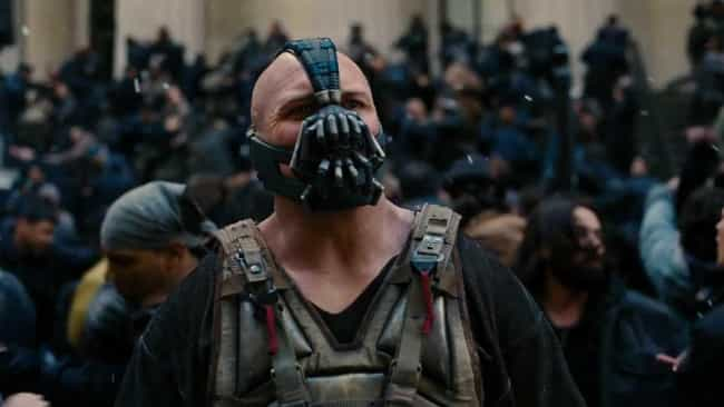 The Dark Knight Rises is listed (or ranked) 4 on the list The Most Quotable Movies Of The 2010s