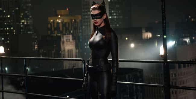 The Dark Knight Rises is listed (or ranked) 3 on the list Every Movie And TV Catwoman Costume, Ranked