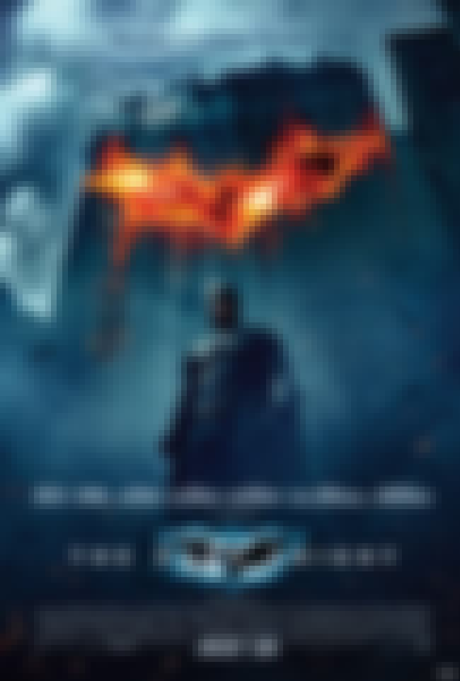 The Dark Knight Rises is listed (or ranked) 2 on the list The Worst Comic Book Movie Posters