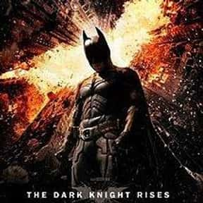 The Dark Knight Rises is listed (or ranked) 7 on the list The Best Third Films In A Movie Series
