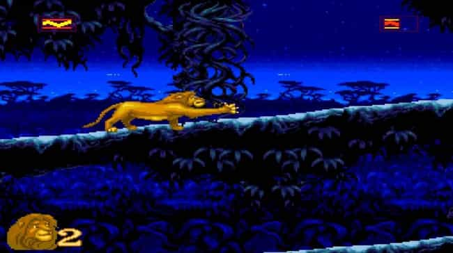 The Lion King is listed (or ranked) 4 on the list 14 Impossibly Hard '90s Games No Kid Today Could Beat