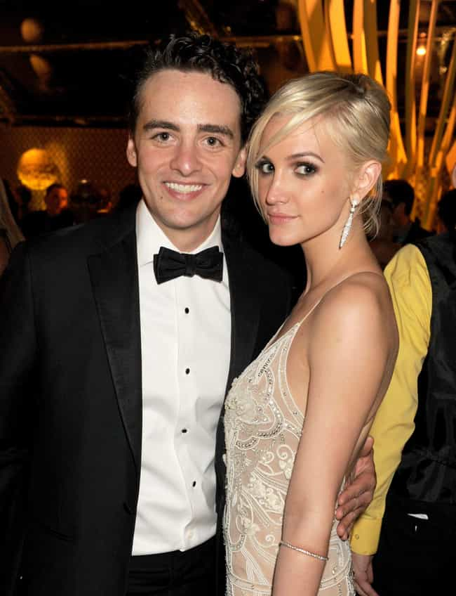 Vincent Piazza is listed (or ranked) 2 on the list Ashlee Simpson Loves and Hookups