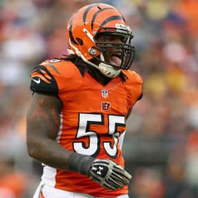 Vontaze Burfict is listed (or ranked) 2 on the list The Dirtiest NFL Players of All Time