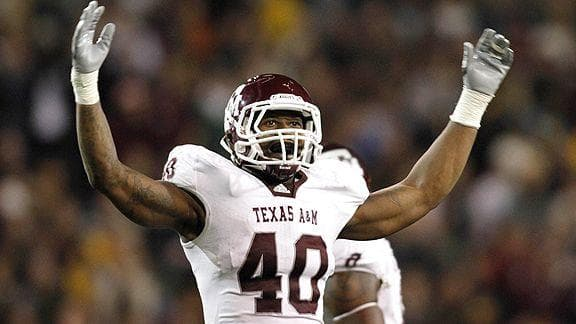 Random Best Texas A&M Football Players of All Time Thumb Image