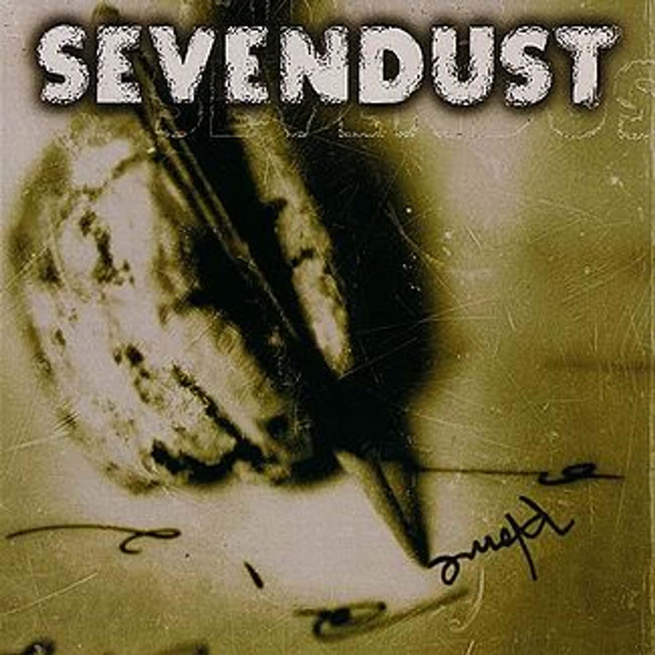 Home is listed (or ranked) 3 on the list The Best Sevendust Albums of All Time