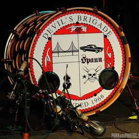 Devil's Brigade is listed (or ranked) 19 on the list List of Famous Bands from Berkeley