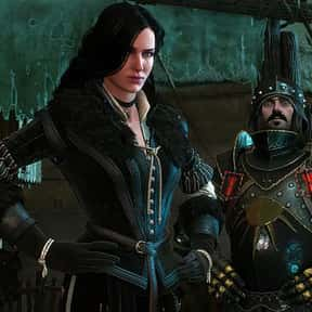 Yennefer is listed (or ranked) 6 on the list The Hottest Video Game Vixens of All Time