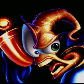 Earthworm Jim is listed (or ranked) 6 on the list Kids' WB TV Shows/Programs
