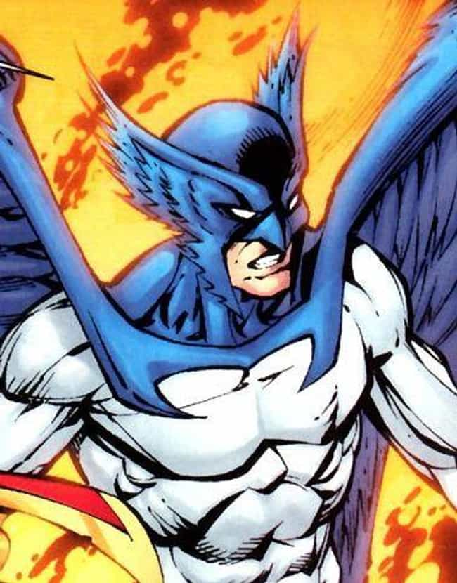 Blue Jay is listed (or ranked) 2 on the list The Worst Justice League Members Ever