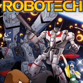 Robotech is listed (or ranked) 8 on the list The Best Alien Movies Streaming On Netflix
