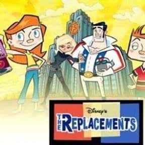 The Replacements is listed (or ranked) 11 on the list David McCallum TV Show/Series Credits