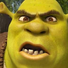 Shrek is listed (or ranked) 1 on the list The Best Green Characters
