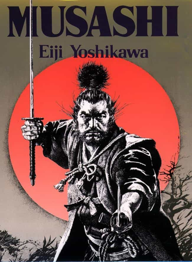 Musashi is listed (or ranked) 1 on the list The Best Books About Samurai