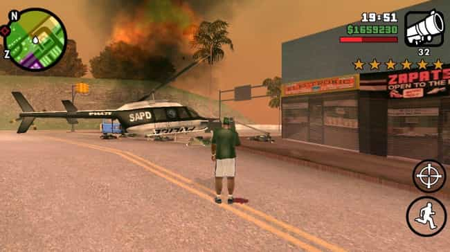 Grand Theft Auto is listed (or ranked) 4 on the list What Your Favorite Video Games Say About You, According To Science
