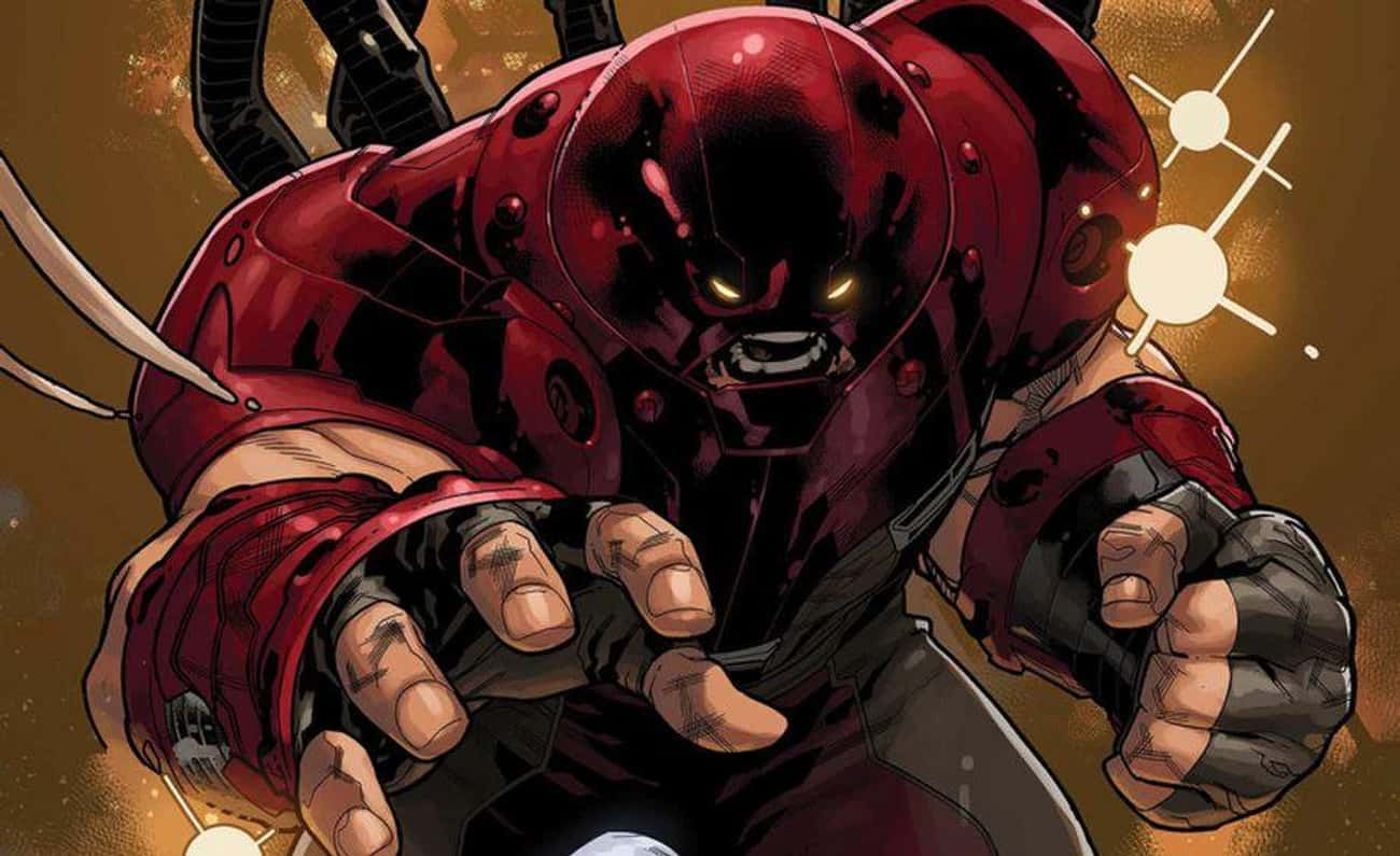 Juggernaut is listed (or ranked) 2 on the list Heavyset Comic Book Characters That Are Surprisingly Nimble
