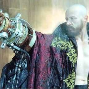 Grigori Rasputin is listed (or ranked) 22 on the list The Best Characters In Guillermo Del Toro Movies