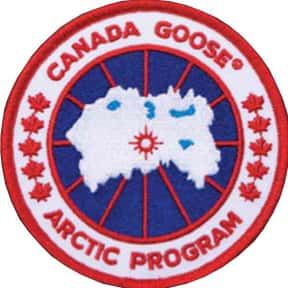 Canada Goose is listed (or ranked) 4 on the list The Best Winter Clothing Brands