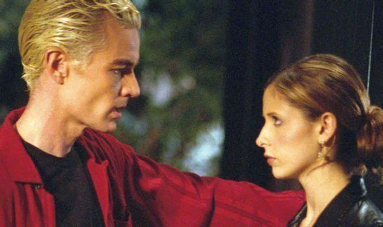 Spike From 'Buffy The Vampire Slayer' Was Supposed To Get Slayed By Buffy