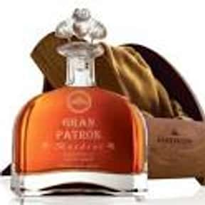 Patrón is listed (or ranked) 1 on the list The Best Top Shelf Alcohol Brands