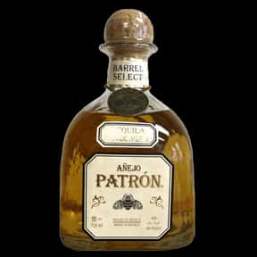 Patron is listed (or ranked) 2 on the list Tequila Test