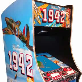 1942 is listed (or ranked) 7 on the list The Best Classic Arcade Games