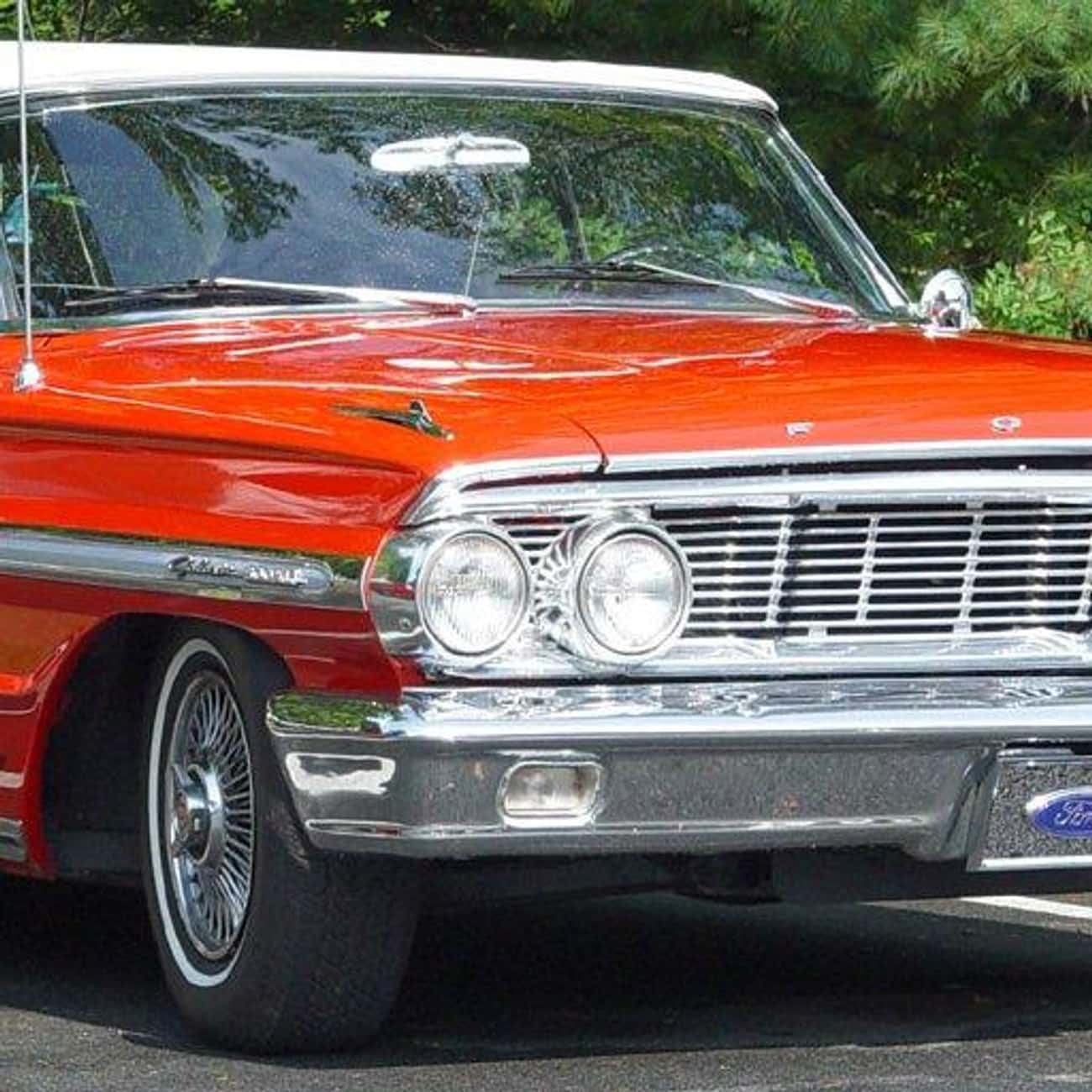 1964 Ford Galaxie is listed (or ranked) 1 on the list List of All Cars Made in 1964