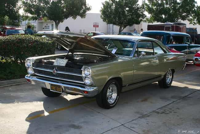 1966 Ford Fairlane is listed (or ranked) 1 on the list List of All Cars Made in 1966