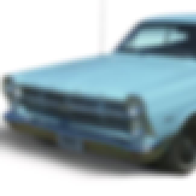 1967 Ford Fairlane is listed (or ranked) 3 on the list List of All Cars Made in 1967