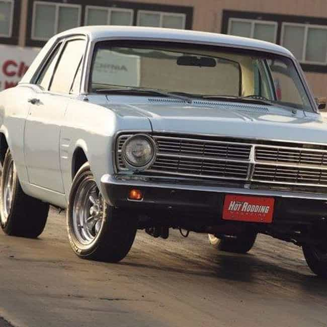 1967 Ford Falcon is listed (or ranked) 4 on the list List of All Cars Made in 1967