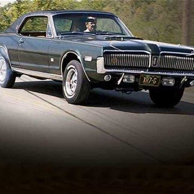 1967 Mercury Cougar is listed (or ranked) 4 on the list The Best Mercury Cougars of All Time