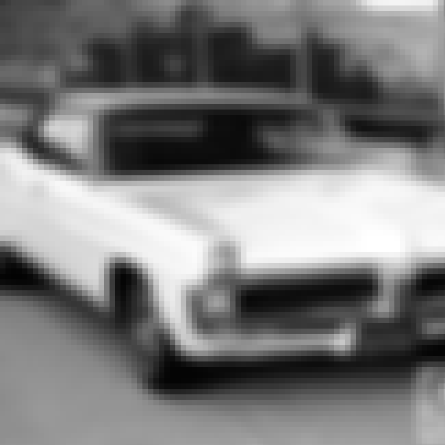1967 Pontiac Bonneville is listed (or ranked) 8 on the list List of All Cars Made in 1967