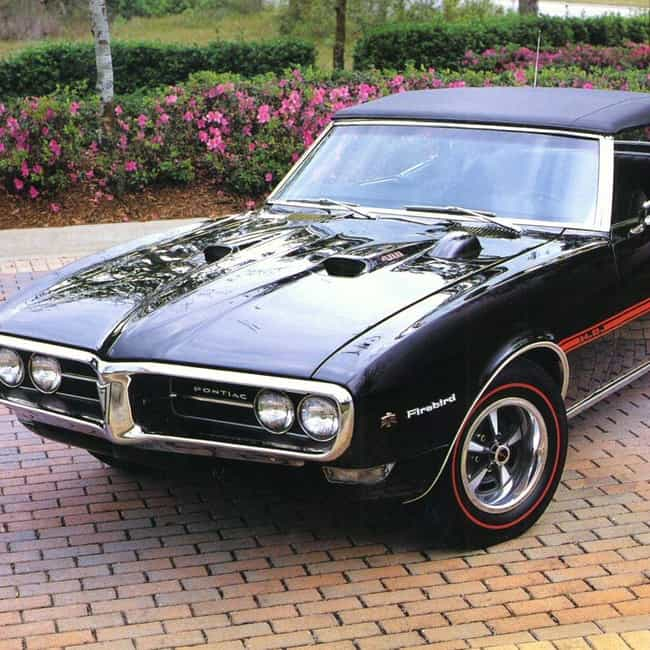 1968 Pontiac Firebird is listed (or ranked) 1 on the list The Best Pontiac Firebirds of All Time