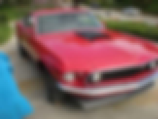 1969 Ford Mustang is listed (or ranked) 5 on the list List of All Cars Made in 1969