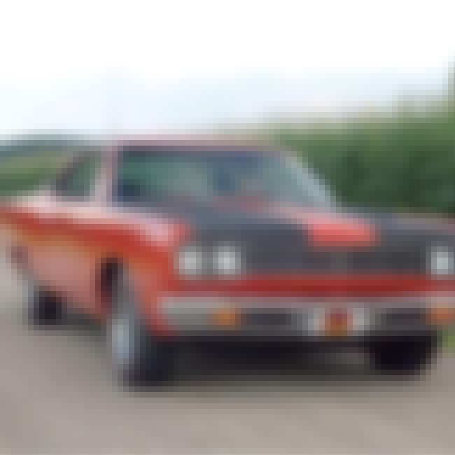 1969 Plymouth Roadrunner is listed (or ranked) 7 on the list List of All Cars Made in 1969