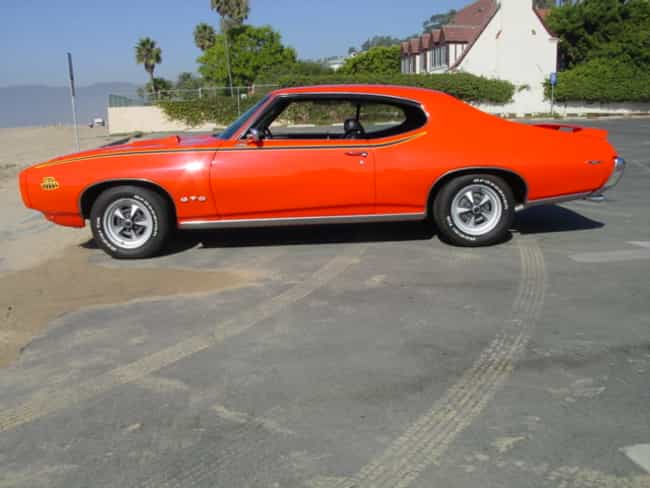 1969 Pontiac GTO is listed (or ranked) 2 on the list The Best Pontiac GTOs of All Time
