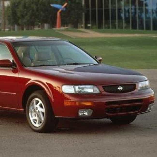 1995 Nissan Maxima is listed (or ranked) 3 on the list The Best Nissan Maximas of All Time