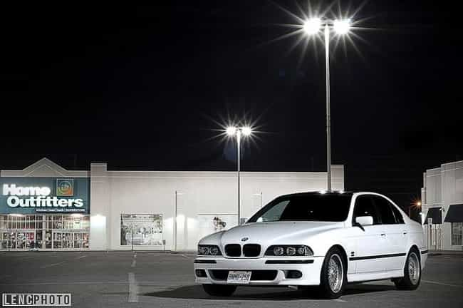 1997 BMW 5-Series is listed (or ranked) 1 on the list List of Popular BMW Sedans