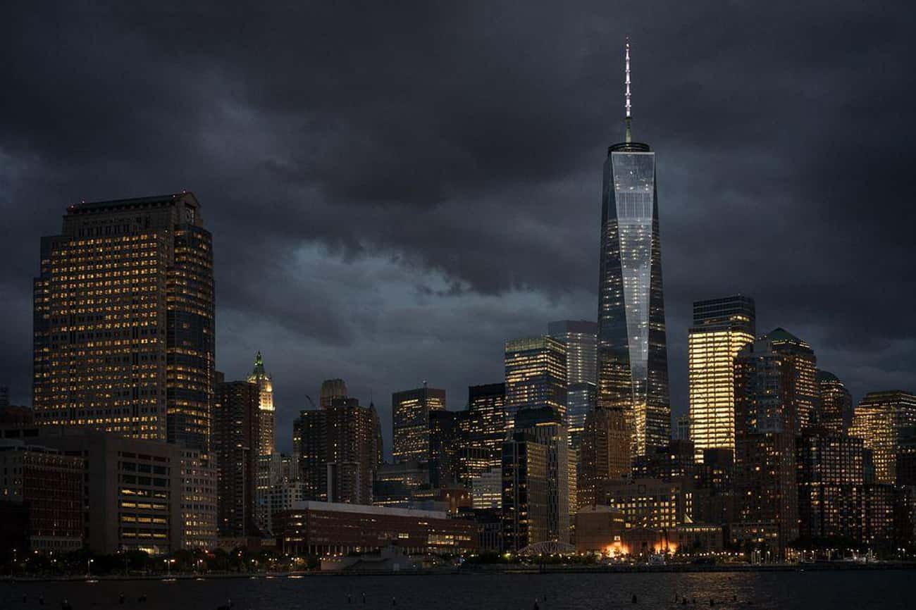 1 World Trade Center is listed (or ranked) 4 on the list List of Famous New York Buildings & Structures