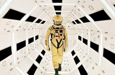 Just One of Kubrick's Many is listed (or ranked) 1 on the list 20 Still Shots from Movies That Are Pretty Much Works of Art