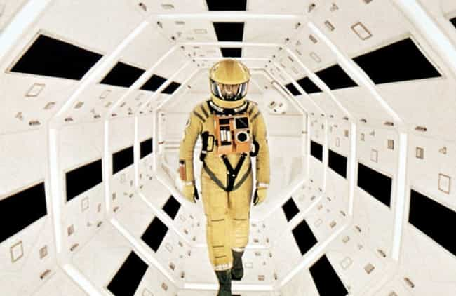 2001: A Space Odyssey is listed (or ranked) 1 on the list 20 Still Shots from Movies That Are Pretty Much Works of Art